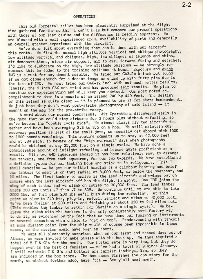 Det 65 1963 Newsletter